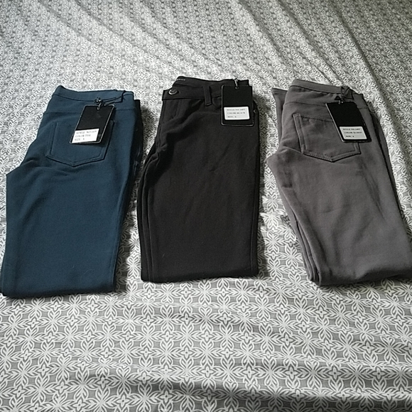 New w/tags Icon Jeans Soft Stretch Leggings Size S